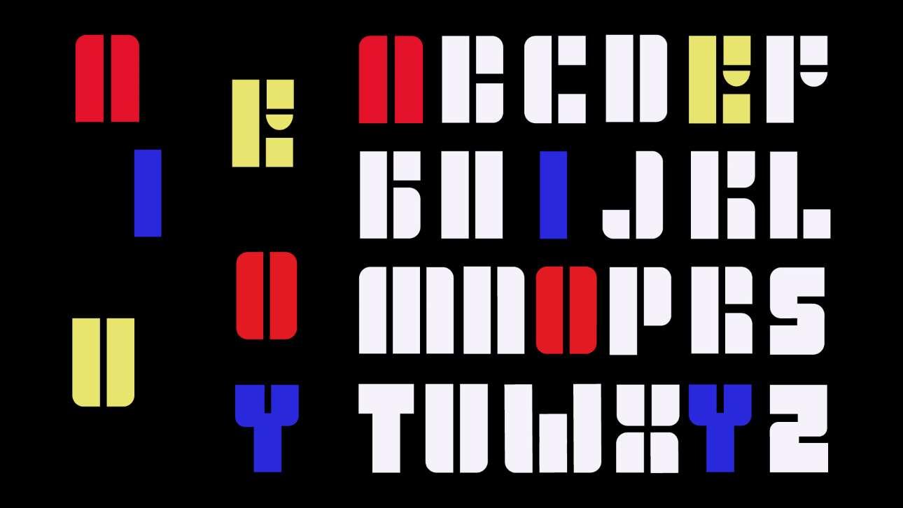 Zuzanna Idasiak – font modulowy